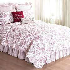 red toile bedding red sheet set queen red and white fl bedding red comforter king c f red toile bedding comforter