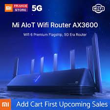 NEW <b>Xiaomi AX3600 AIoT Router</b> Wifi 6 5G Wifi6 600Mb Dual Band ...