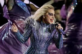 Superbowl Chart 2017 Lady Gagas Superbowl 2017 Halftime Performance Turns