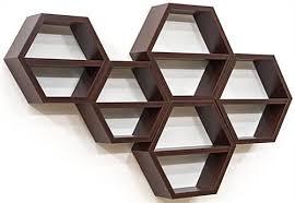 brilliant honey comb shelf hexagon honeycomb shelving set of 5 hanging ikea diy uk canada target south africa nz