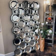 @luxurybygail loves our stunning Axis Floor Mirror!