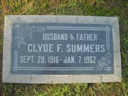 Clyde Franklin Summers (1916-1962) - Find A Grave Memorial