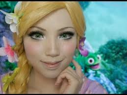 this makeup tutorial will transform you into tangled s rapunzel in no time at all