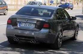 New 2010 BMW M3 Sedan Facelift (spy photos) | It's your auto world ...