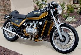 When Honda first brought out the Gold Wing it was a relaxed ...