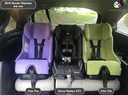 the car seat ladyhonda odyssey 2018