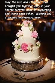 Anniversary Cake Wishes Images Bridal Wedding Anniversary Wishes