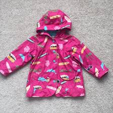 Hatley Raincoat Size Chart Hatley Girls Raincoat Sz 2