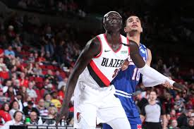 Trail Blazers' Wenyen Gabriel Bonds with Teammates While Boating - Blazer's  Edge