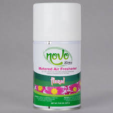 Bathroom Fresheners Gorgeous Noble Chemical Novo 4848 Oz Floral Metered Air Freshener Refill