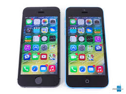 Apple iPhone 5s vs Apple iPhone 5c ...