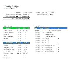 Monthly Expense Tracker Excel Spending Excel Template Monthly Expenses Uk Weekly