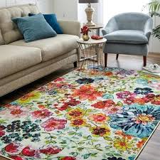 colorful mohawk home rug or mohawk home prismatic fl blossoms area rug 5x27 x 8x27 67 gorgeous mohawk home rug