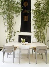 White Asian Dining Room Dining Room Decorating Ideas Lonny - Asian inspired dining room