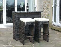 small bar table with stools full size of decorating tall patio bistro table and chairs high