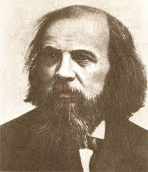 Л Мейер и Д И Менделеев Штрубе В Пути развития химии  Дмитрий Иванович Менделеев 1834 1907