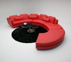 Stylish Sofas 5am Modern Red Sectional Living Room Sofa Stylish Sofas