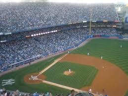 Old Yankee Stadium Section Tier 15 Row U Seat 2 New