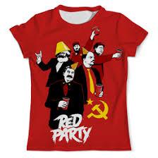 Купить футболки с <b>Лениным</b>, заказать майки с принтом <b>Ленин</b> в ...
