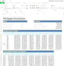 Loan Payment Excel Spreadsheet Mortgage Pipeline Report Template
