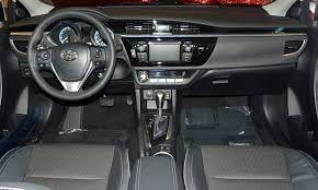 toyota corolla 2015 interior s plus. corolla reviews 2014 toyota s instrument panel full width 2015 interior plus