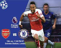Futbol Fanatics: LONDON DERBY : ARSENAL vs CHELSEA : Match Preview, Team  News, Playing XI