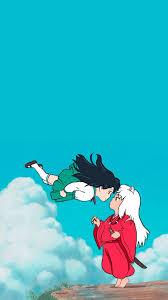 Inuyasha x Kagome | Phim hoạt hình, Anime, Đang yêu
