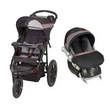 awesome baby trend car seat and base with baby trend lightweight single jogger stroller w flex loc