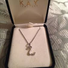 kay jewelers jewelry kay open heart necklace poshmark kay open heart necklace