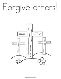 Forgiveness Coloring Pages Sheets About For Kids Reynaudowin