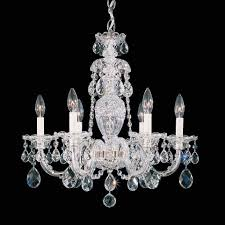 schonbek early american chandelier elegant close x