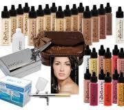 airbrush makeup review belloccio airbrush makeup the big review