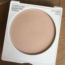 dels about clinique superpowder makeup pressed foundation refill 10 matte um read
