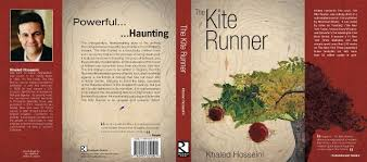 book jacket covers the kite runner book jacket