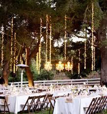 diy lighting wedding. Delighful Lighting Diy Outdoor Wedding Lighting In G