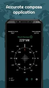 It has a professional design or consist. Compass Free Compass Free App For Android For Android Apk Download
