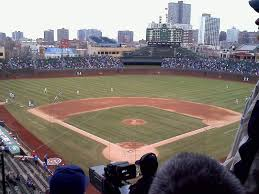 View From Seat Wrigley Field Where Is The Columbus Zoo