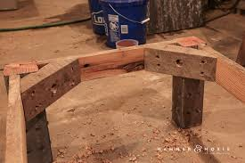 mortise and tenon table plans. popular look how that interlocks for a beautiful joint more woodworking mortise and tenon table plans