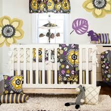 sunflower crib bedding set designs