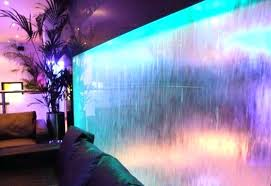 wall indoor water fountains feature waterfall how to make a walls fountain s glass