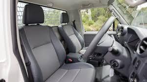 Interior Exterior: 2017 Toyota LandCruiser 70 Series Workmate ...