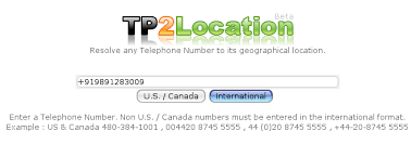 Telephone Number For Address Find Location And Address Of Any Mobile Telephone Or Landline