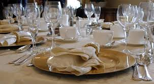 Fine Dining Etiquette Explained - Dining room etiquette