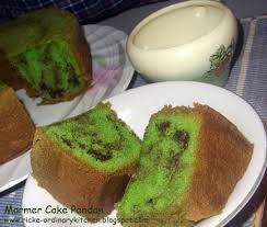 Blog Asli Httpricke Ordinarykitchenblogspotcoid Marmer Cake
