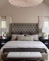 tufted headboard Sublime Tufted Headboards for Master Bedroom Dcor modern  grey bedroom ideas tufted headboard design