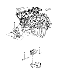 engine mounting left side for 2009 dodge nitro mopar parts giant Dodge Nitro Engine Diagram 2009 dodge nitro engine mounting left side diagram i2226637 2008 dodge nitro engine diagram