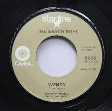 The Beach Boys 45 RPM Wendy / Little Honda - Amazon.com Music