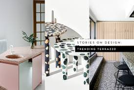 trend design furniture. #StoriesOnDesignByYellowtrace: Terrazzo Trend Curated By Yellowtrace. Design Furniture
