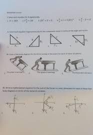 solve each equation for b algebraically