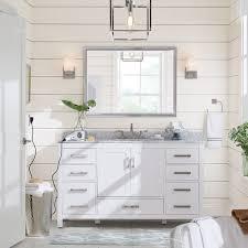 modern white bathroom ideas. Bathrooms \u2014 Shop By Room At The Home Depot Full Size Modern White Bathroom Ideas S